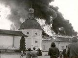 Máte doma věci týkající se požáru Svaté Hory v roce 1978? Můžete je zapůjčit na chystanou výstavu