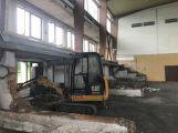 Dobříš rekonstruuje sportovní halu