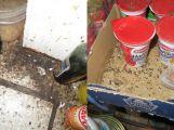 Výskyt myší a zanedbaný úklid zavřely obchod v Bohosticích