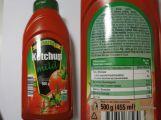 Inspekce zjistila kečup obsahující o polovinu méně rajčat, než uváděl výrobce