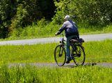 Ke dvěma zraněním starších cyklistů došlo na Příbramsku o tomto víkendu