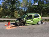 U Rožmitálu kolabuje doprava, vážná dopravní nehoda se zraněním komplikuje průjezd po této komunikaci