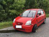 U Cetyně došlo k nehodě dvou vozidel