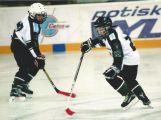 Jaké je to být hokejistou si mohou děti vyzkoušet na zimním stadionu v Příbrami