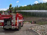 Podpořte hasiče z Březových Hor v anketě Dobrovolní hasiči roku