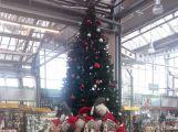 Vánoční šílenství v obchodních domech začíná