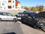 Právě teď: Dopravní nehoda se zraněním na Dobříši
