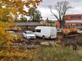 U vznikajícího parkoviště vedle nemocnice bude nově stavět i autobus MHD