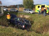 Právě teď: Hromadná dopravní nehoda zastavila provoz u obce Buk. Z místa je hlášen velký počet zraněných