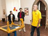Do příbramské galerie se vrací interaktivní výstava Hry a klamy