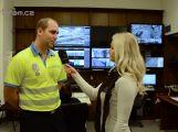 Nový kamerový systém pomáhá strážníkům, ale i policistům