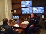 Příbram modernizovala kamerový systém. Informace mohou využívat strážníci i policisté