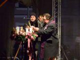 Příbram zahájila advent rozsvícením vánočního stromečku na náměstí TGM