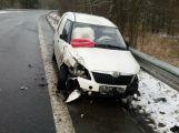 Aktuálně: Z důvodu nedání přednosti v jízdě došlo ke srážce dvou vozidel