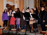 Kostel rozezněla Třemšínská kvítka