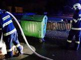 První novoroční výjezd hasičů mělo na svědomí silvestrovské veselí