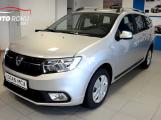 Dacia Logan MCV se představuje v soutěži Auto roku 2017