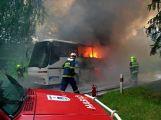 Dobrovolní hasiči z Rožmitálu zasahovali v roce 2017 u 82 událostí