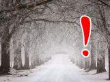 ŘIDIČI POZOR! Na Příbramsku by dnes mělo začít intenzívně sněžit