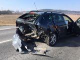 Na hlavní silnici je omezen provoz z důvodu vážné dopravní nehody