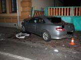 Nejčastější příčinou dopravní nehody na Příbramsku byl v únoru nesprávný způsob jízdy
