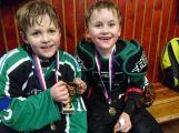 Příbramská hokejová líheň přivezla zlatý pohár z turnaje