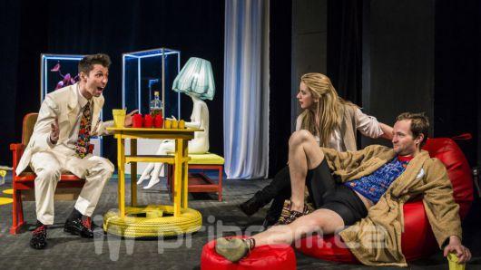 Příbramské divadlo uvede komediální thriller Umění vraždy
