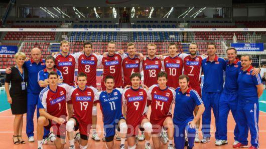 Volejbalová reprezentace se utká v Příbrami s Íránem