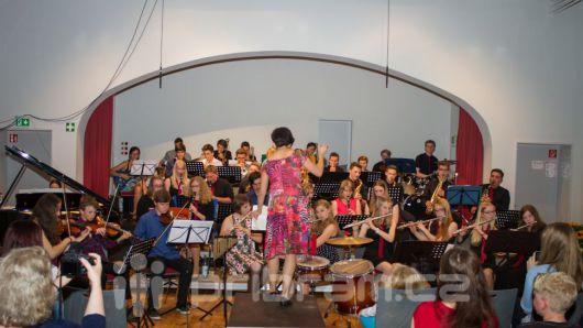 Příbramští gymnazisté opět hráli vseverním Německu