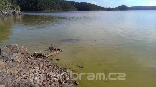 Kvalita vody na Orlíku se zlepšila