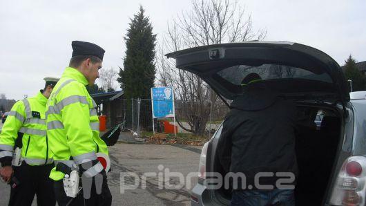 Dopravní akce policie se zaměřila na viditelnost motoristů