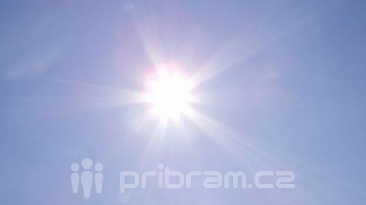 Počasí slibuje teplé dny s teplotami kolem 24 stupňů