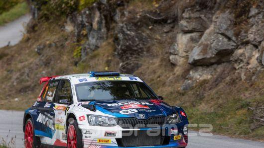 Příbramský jezdec Černý slaví ve Švýcarsku druhé místo