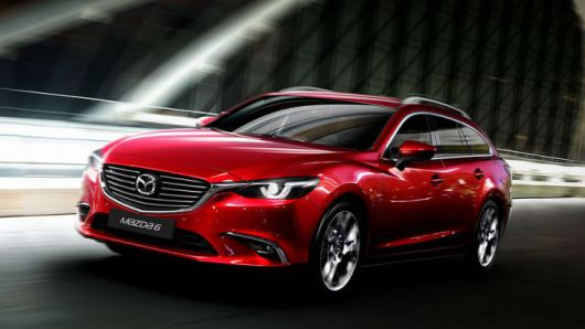 Auto roku 2016 - Mazda 6