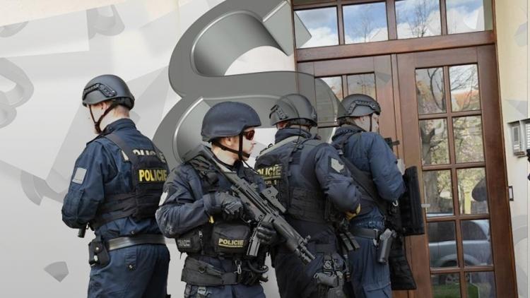 Policie zadržela muže podezřelého z úterní střelby v Příbrami