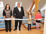 Za prostředky z dotací byla vybudována ložnice ve školce pod Svatou Horou (5)