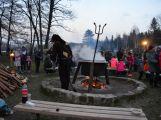 Peklo na Nováku přilákalo stovky návštěvníků (11)