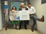 Organizace Zdravotní klauni věnovala 30 tisíc korun dětskému oddělení příbramské nemocnice (4)