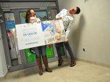 Organizace Zdravotní klauni věnovala 30 tisíc korun dětskému oddělení příbramské nemocnice (6)