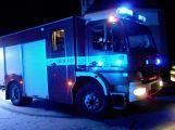 V nočních hodinách vyjeli hasiči k nahlášené události (4)