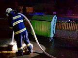 První novoroční výjezd hasičů mělo na svědomí silvestrovské veselí (3)