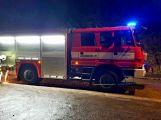 První novoroční výjezd hasičů mělo na svědomí silvestrovské veselí (5)