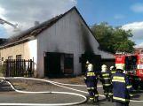 Pátek třináctého: Dva hasičské výjezdy za dvě minuty ()