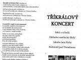 Tříkrálový koncert žáků a učitelů (8)