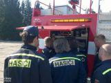 Březohorší hasiči cvičili jízdu se zásahovými vozidly (3)