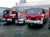 Dobrovolní hasiči z Rožmitálu zasahovali v roce 2017 u 82 událostí ()