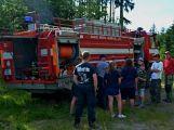 Dobrovolní hasiči z Rožmitálu zasahovali v roce 2017 u 82 událostí (17)