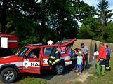 Dobrovolní hasiči z Rožmitálu zasahovali v roce 2017 u 82 událostí (18)