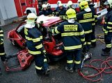 Dobrovolní hasiči z Rožmitálu zasahovali v roce 2017 u 82 událostí (22)