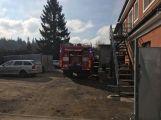 Právě teď: K nahlášenému požáru vyjelo několik hasičských jednotek (4)